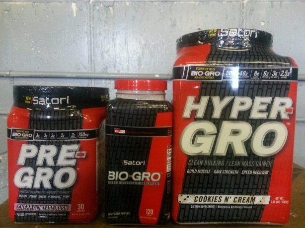 Pre Gro - Bio Gro - Hyper Gro